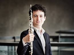 Olivier Stankiewicz, oboe, and Richard Uttley, piano